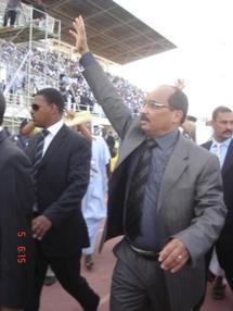 Le Conseil ministériel du Golfe félicite Ould Abdel Aziz