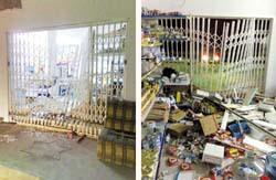 Pillage de commerces appartenant à des mauritaniens installés au Gabon