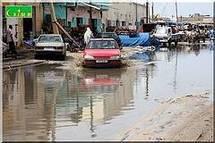 La fête de l'Aid El Fitr très probablement les pieds dans l'eau pour bon nombre de nouakchottois...