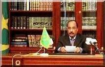 Le président de la république prononce un discours à l'occasion de l'Aïd El-Fitr