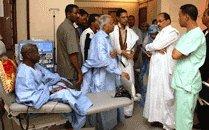 Le président de la république visite les Centres Hospitalier National et d'Oncologie et des maladies cardiovasculaires