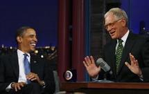 """Obama : """"j'étais noir avant d'être président"""" à l'émission The Late Show (extrait vidéo)"""