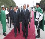 Le président de la République regagne Nouakchott en provenance du Venezuela