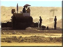 Avis d'appel d'offres pour la réalisation d'une route reliant l'Algérie à la Mauritanie