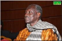 Mr Sarr Mamadou, président du Fonadh