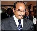Le président mauritanien effectue en France sa première visite dans un pays européen