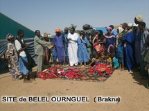 Mission de l'AVOMM - Journal de la 2ème journée de l'opération de distribution des fournitures scolaires. (PHOTOS)