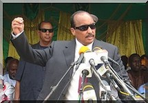 Le Président de la République: la guerre contre la gabegie continue de l'avant et notre but est d'asseoir la justice et d'être équitable vis-à-vis de tous