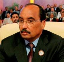 Le président mauritanien au sommet de Copenhague