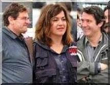 """Les trois Espagnols également détenus par l'""""aile dure"""" d'Aqmi"""