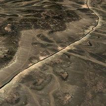 Un désert coupé en deux par un conflit de trente-quatre ans