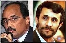Le Président mauritanien invité à visiter l'Iran