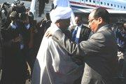 Le Président soudanais quitte Nouakchott