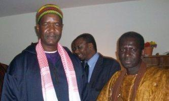 Chérif Ba (AJD/MR) et Sow Ibrahima Mifo (Flam)