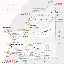 Mauritanie : construction de 350 km de route reliant deux provinces