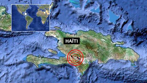 Un puissant séisme dévaste Port-au-Prince (le peuple haitien touché)
