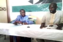 Conférence de presse des FPC à Nouakchott