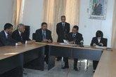 Signature d'une convention de réalisation de la 1ère étape du plan d'assainissement de la ville de Nouakchott