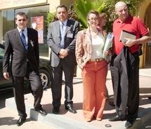 Une délégation de l'UE séjourne en Mauritaniue
