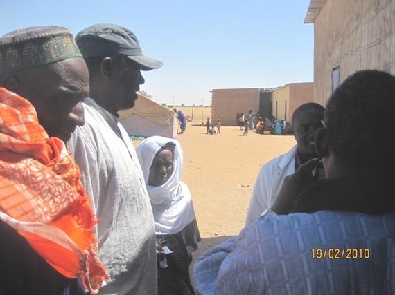 Reportage photos de la journée du 19 février 2010 Caravane de santé (Dar Salam)