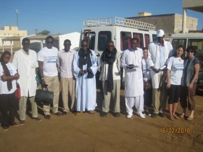 La caravane de santé 2010 a vécu