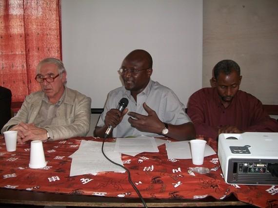 Crime contre l'humanité: l'exigence de justice par SY Hamdou Rabby