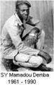 Soldat SY Mamadou, pendu à la base militaire d'Inal