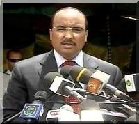 Le président Aziz ordonne la suspension de l'avancement des magistrats en attendant une réorganisation du secteur