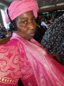Communication Diariatou Toumbo 64ème session du comité contre la torture