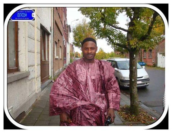 M Ousseynou Ly, un grand symphatisant de l'AVOMM