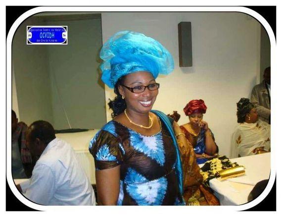 M Fati Haidara, membre du BE de l'AVOMM