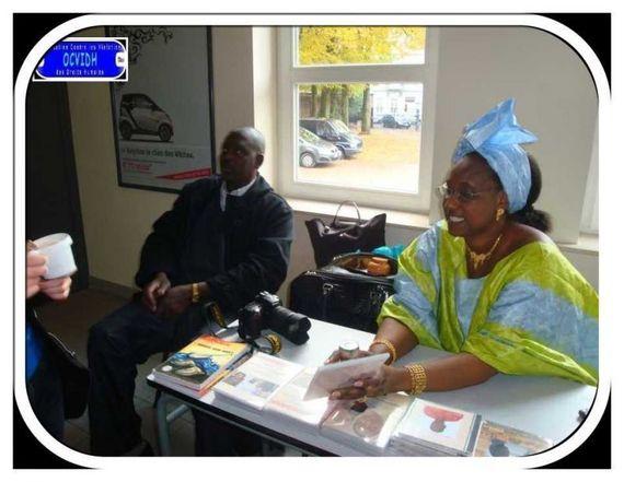 Mme Diyé Mamadou Bocar BA