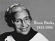 Funérailles de Madame Rosa Parks
