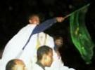 La junte au pouvoir avance la date des élections présidentielles