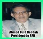 Le RFD pour le règlement du passif humanitaire en Mauritanie