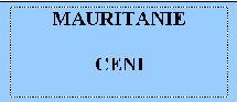 La liste non-nominative des membres de la CENI