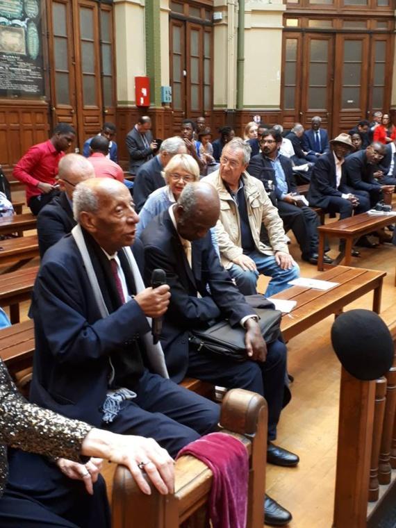 (Résumé et photos)      : Conférence Internationale sur la  Gouvernance sécuritaire en Afrique