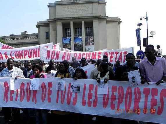 Déclaration AVOMM-ARMME-OCVIDH du samedi 23 avril 2011 (vidéo).