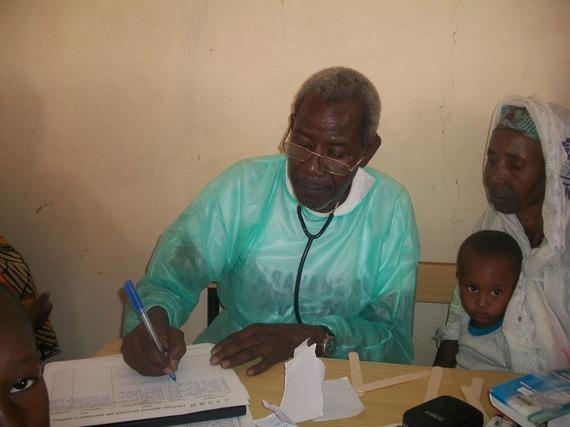 Caravane de santé 2012 dans les sites de rapatriés en Mauritanie: Merci ...