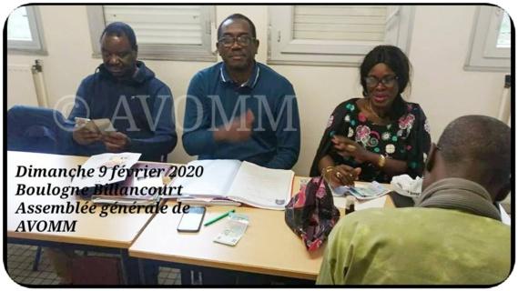 Ousmane Abdoul Sarr élu président de l'AVOMM.