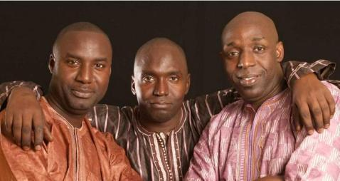 Les Frères Guissé: 20 juillet au Festival Nuits d'Afrique