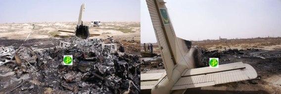 Communiqué suite à l'écrasement d'un aéronef survenu jeudi 12 juillet 2012.