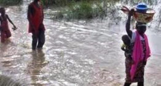 Six régions mauritaniennes menacées par les inondations
