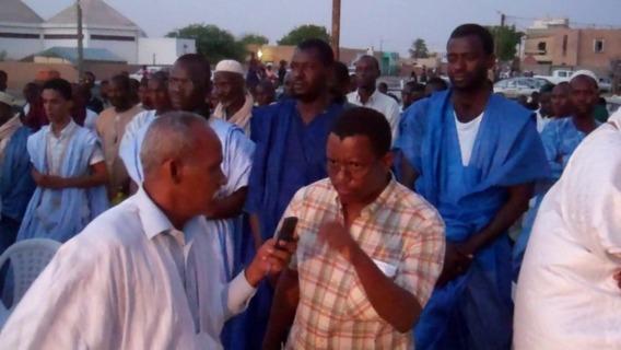 En images un résumé du meeting tenu le 27 septembre 2012 à la mosquée Qatar au 6e - TPMN