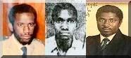 6 décembre 1987: il y'a 25 ans tombés au champ d'honneur nos premiers martyrs, SY Saidou, BA Seydi, SARR Amadou