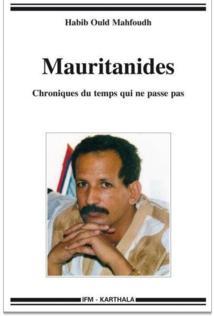Habib ould Mahfoudh au festival Traversées mauritanides (Audio)