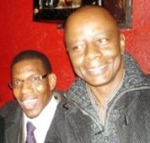 Thierno TANDIA reçoit Ciré BA, Boubacar DIAGANA et Ismaila Samba TRAORE