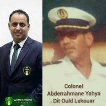La candidature de Ahmed Yahya à la tête de la CAF