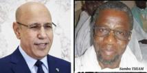 Le président Ghazouani reçoit Samba Thiam président des FPC