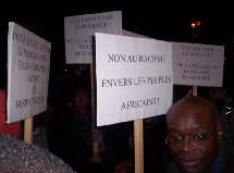 FRANCE / AFRIQUE : LA FRANCE DOIT ËTRE AUX CÖTES DES PEUPLES ET NON DES CRIMINELS